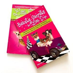 🐾Bundle of Little Dog Training & Beauty Books